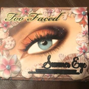 Too faced summer eye pallet